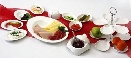 zestaw śniadaniowy Zellerfeld