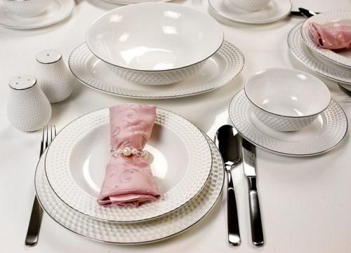 zestaw obiadowy paris